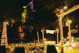 Gala-Dinner im Burj Al Arab/Dubai (Foto: Eventives GmbH)